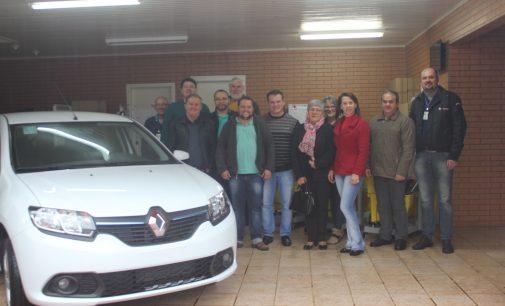 Rodrigo Marcante presta Contas da Saúde de Bituruna
