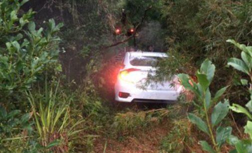 Veículo usado em assalto ao BB de Cruz Machado é localizado