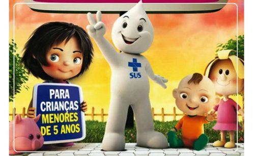 2.896 crianças não se vacinaram contra a gripe no Sul do PR