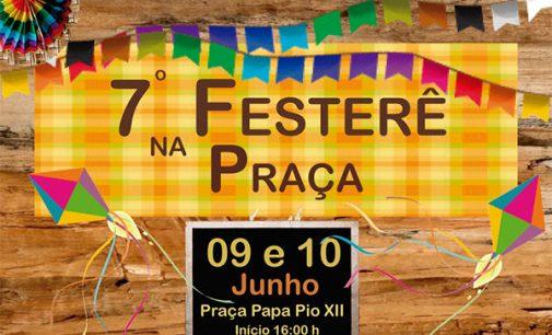 7º Festerê na Praça promete movimentar Cruz Machado