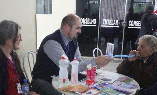Dia Mundial sem Tabaco é lembrado em Bituruna