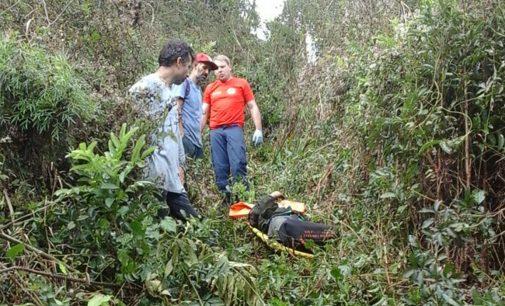 Homem cai de árvore no interior de Porto União