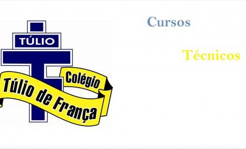Matrículas: Túlio de França oferece cursos técnicos