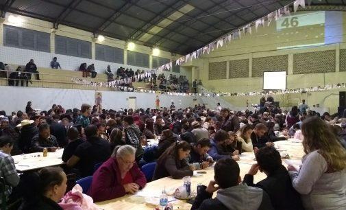 Bingo finaliza o 1° Semestre no Colégio Túlio de França