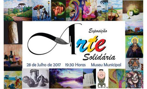 """""""Arte Solidária"""" será realizada no dia 28, em Paulo Frontin"""
