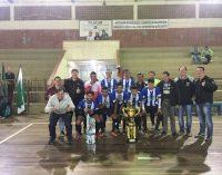 Auto Posto Maxsul é a campeã do Futsal Rotativo de Bituruna