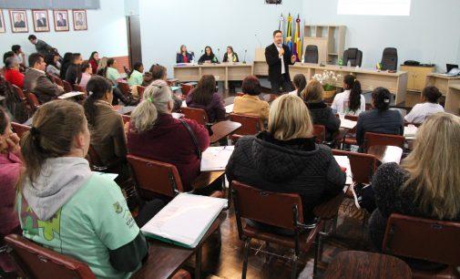 Bituruna debate a garantia de direitos no fortalecimento do SUAS
