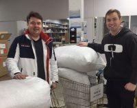 Bituruna doa lacres de alumínio para o Hospital Erasto Gaertner