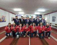 Bituruna encerra Jogos Abertos com seis medalhas