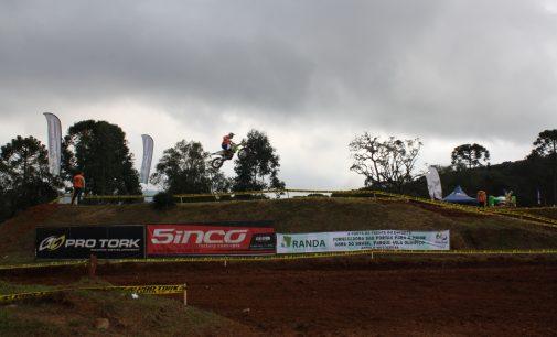 Bituruna recebeu a 3ª etapa do Paranaense de Motocross