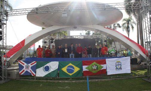 Fire Fest Integração une Porto União da Vitória