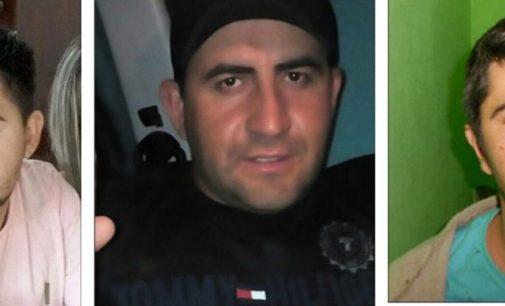 Polícia Civil divulga imagem de foragidos