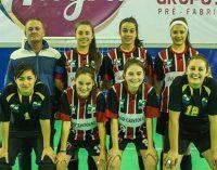 União da Vitória é campeã no Futsal Feminino A
