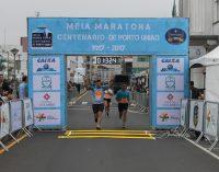 Meia Maratona Centenário contou com mais de 400 atletas