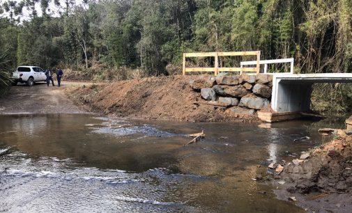 Construção de pontes busca ligar comunidades em UVA