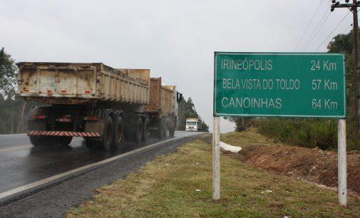 BR 280 será privatizada, segundo o Governo Federal