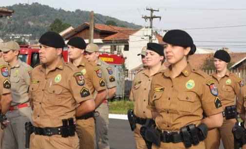 Polícia Militar do Paraná, 163 anos de segurança