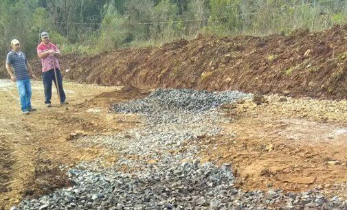 Linha Engano em Bituruna recebe melhorias