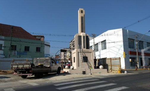 Entenda ponto a ponto a obra do Monumento de PU