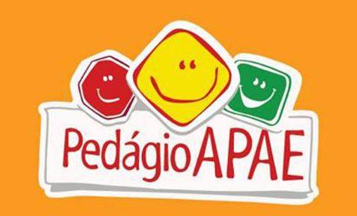 Pedágio da APAE Porto União será nesse sábado