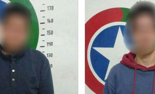 Dois homens são presos por furto em Porto União