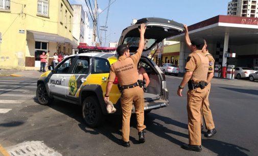Ótica é assaltada e PM já prendeu um dos envolvidos