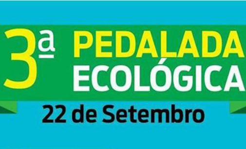 3ª Pedalada Ecológica acontece hoje em Porto União