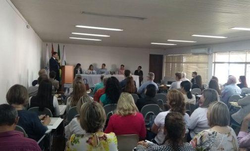 1º Seminário Municipal de Medidas Socioeducativas