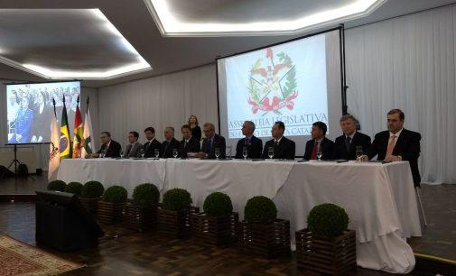Alesc faz Sessão Solene pelos 100 anos de Porto União