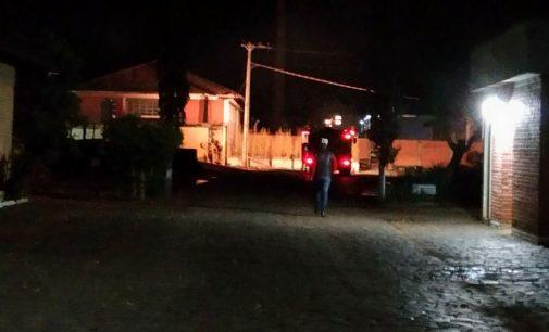 Bombeiros registram princípio de incêndio em UVA