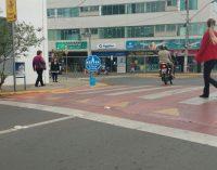 Demutran faz sinalização diferenciada na Semana do Trânsito