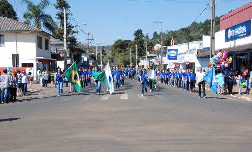 Cruz Machado realiza desfile de 7 de Setembro