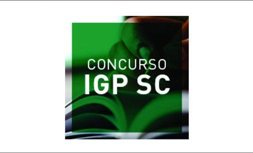 Está aberta as inscrições para o Concurso do IGP–SC
