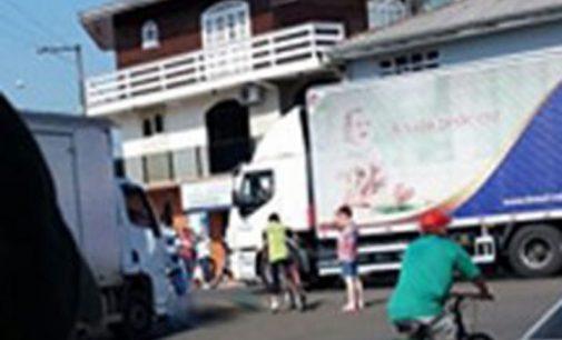 Homem morre atropelado em Cruz Machado