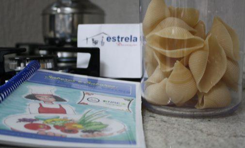 """NRE lança livro: """"Saberes e Sabores"""""""