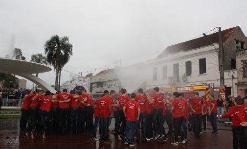 Corpo de Bombeiros de Porto União completa 48 anos