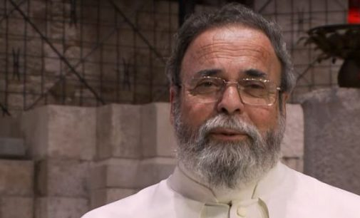 Padre Antônio Maria visita Porto União