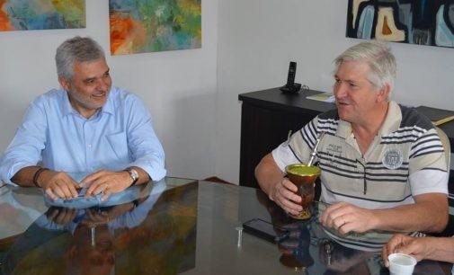 Prefeitos firmam parceria para elaborar projetos