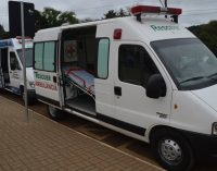 Saúde de General Carneiro conta com mais duas Ambulâncias