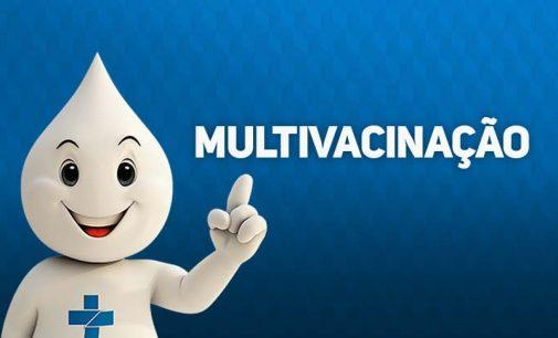 União da Vitória participa da Campanha de Multivacinação