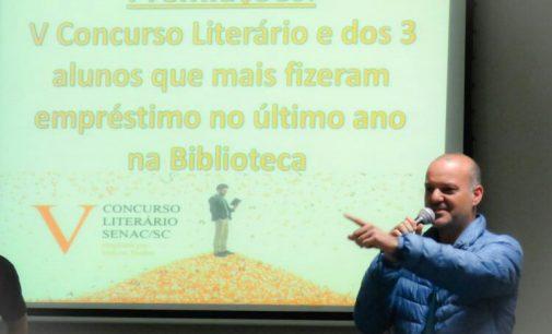 Semana Nacional do Livro é destaque no Senac PU