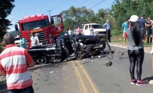 PRE registra grave acidente na Estrada de Porto Vitória