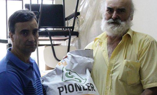 Agricultores de Bituruna vão receber sementes de milho