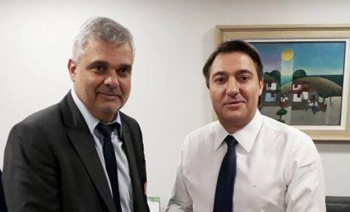 Giacobo disponibiliza emenda para General Carneiro