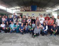 Educadores conversam com prefeito Raul Ribas Neto