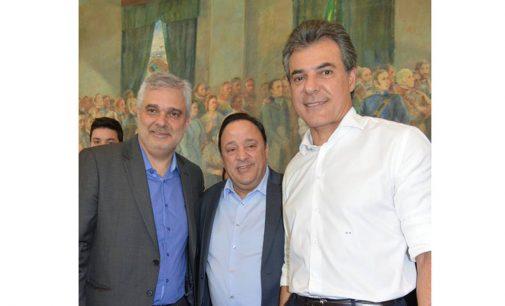 General Carneiro assina convênio de R$ 825 mil