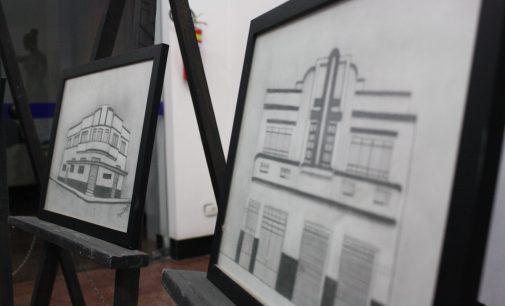 Exposição Art Decó é aberta na Estação União