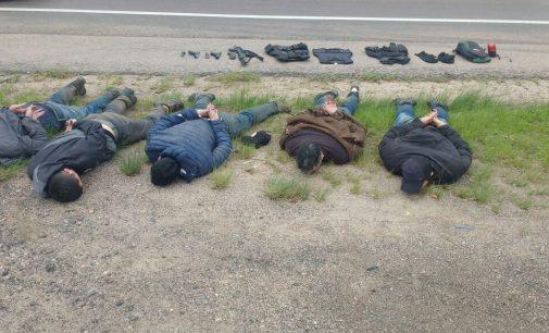 PRF e COPE prendem cinco homens dos assaltos na região de Mallet