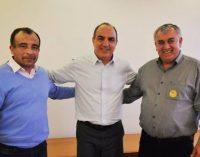 Prefeito Sebastião participa de reunião em Curitiba