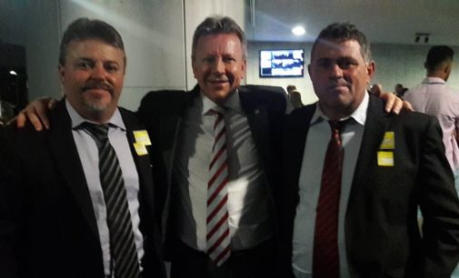 Prefeito de Matos Costa confirma emendas de 500 mil em Brasília